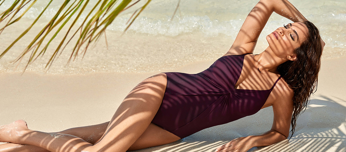 How To Find The Right One Piece Swimsuit