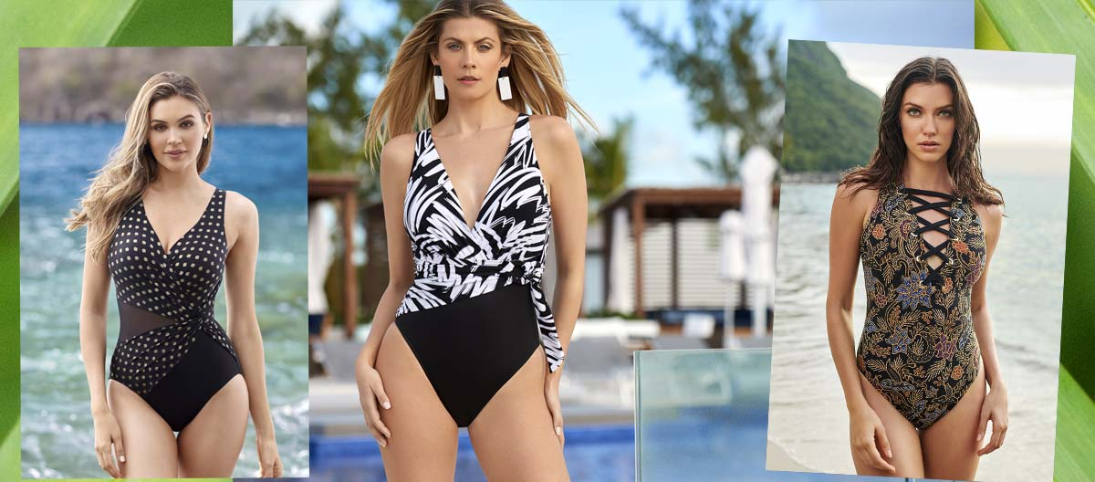 How to look slimmer in a swimsuit