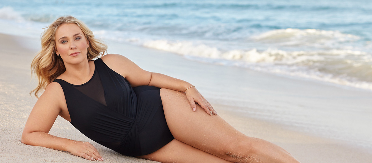 Cute Plus Size Swimsuits