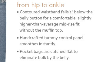 Miraclebody By Miraclesuit Slimming from hip to ankle