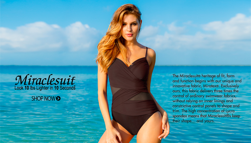 Shop Miraclesuit Swimwear >