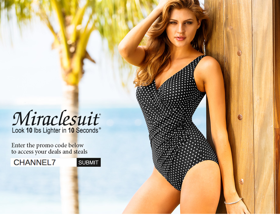 Miraclesuit Slimming Swimwear | Deals and Steals